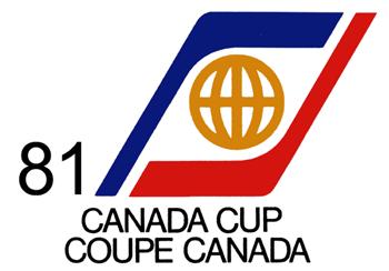 1981 Canada Cup logo, 1981 Canada Cup logo