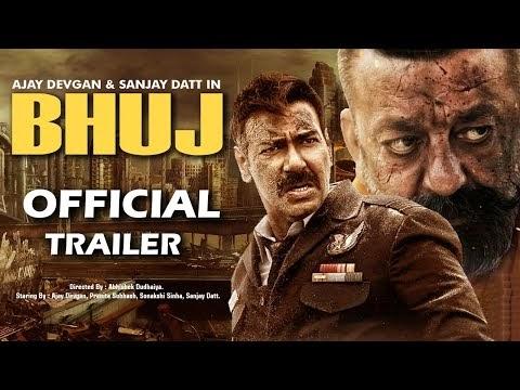 Bhuj The Pride of India | Official Concept Trailer | Ajay Devgan | Sonakshi sinha | Sanjay Dutt |