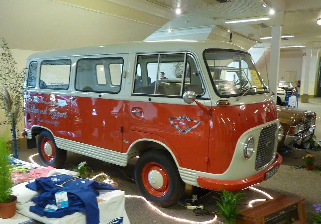 1963 Ford Taunus Transit TN-68-84