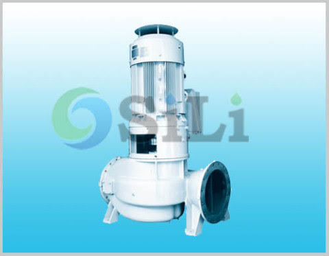 EMD pump vertical double suction centrifugal marine pump