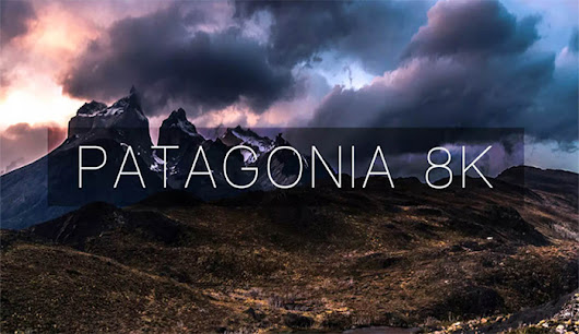 An 8K Time-lapse of Patagonia | Fstoppers