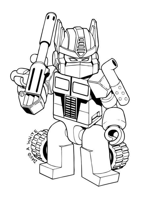 Transformers Optimus Prime Drawing At Getdrawingscom Free For