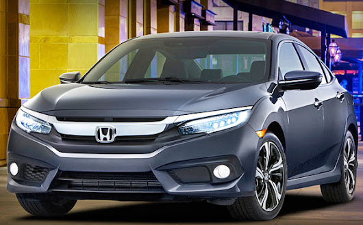 2016 Honda Civic: Photos & Brief Intro - Autopten.com