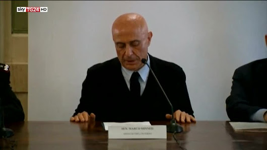 Ucciso killer Berlino, Minniti: agente ferito non è grave  | Video Sky - Sky TG24 HD