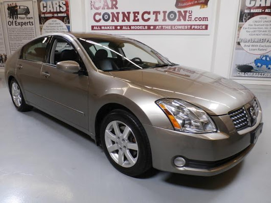 Used 2005 Nissan Maxima for Sale in Tucker GA 30084 Car Connection, Inc