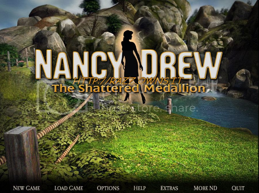 Nancy Drew #30: The Shattered Medallion Bonus Edition [FINAL]