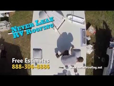 'Never Leak RV Roofing' Launches Nationwide Franchise Program
