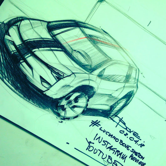 How to Draw Cars Luciano Bove's Tips | HubPages