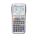 """Casio Fx-9750gii Graphing Calculator - 20 Functions - 8 Line(s) - 21 Character(s) - Battery Powered - 7.19"""" X 3.56"""" X 0.94"""" (fx9750giiwelih)"""