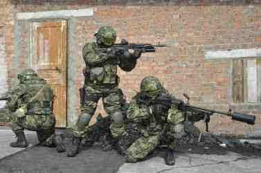 Ρώσοι στρατιώτες
