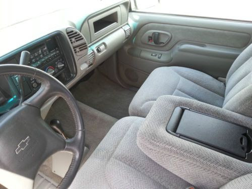 Find used 1998 Chevrolet 3500 Silverado Ext Cab Dually 7 ...