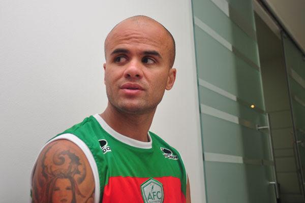 O experiente Ruy Cabeção é o grande nome do time do Alecrim