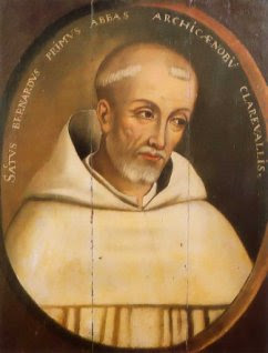 English: St Bernard of Clairvaux