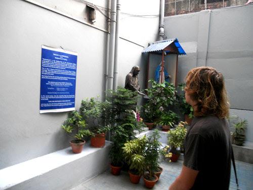 Die Reise zu Fuß nach Indien - XIV: Kalkutta (Seite 1)