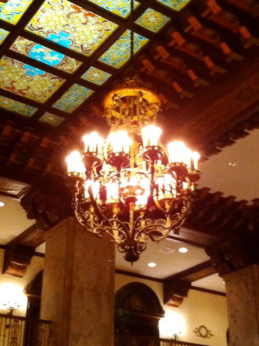 peabody chandelier