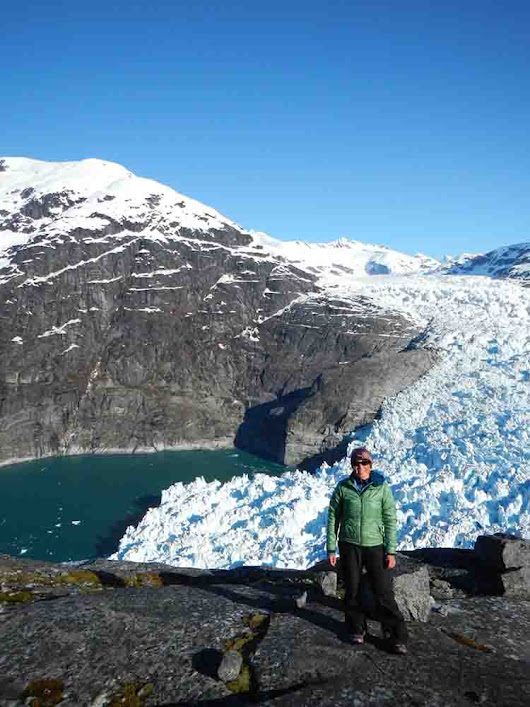Saying goodbye to glaciers | Geology Page