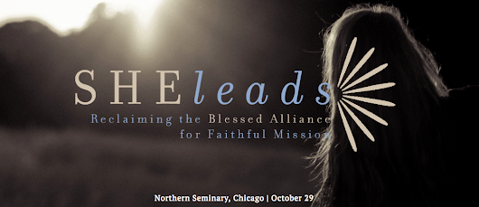 Your Invitation to #SheLeads! - Missio Alliance