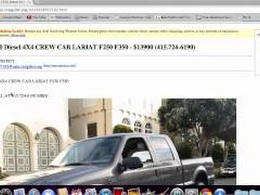 Craigslist Stockton Used Cars For Sale By Owner – Local ...