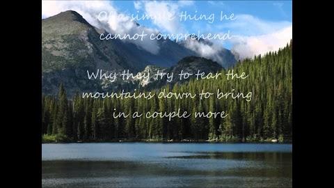 John Denver Rocky Mountain High Lyrics