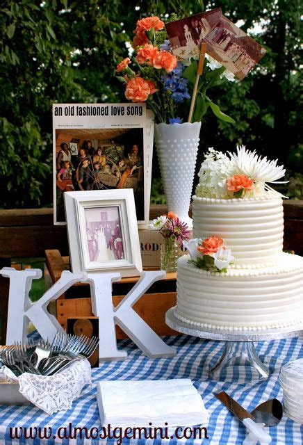 ideas   anniversary cakes  pinterest