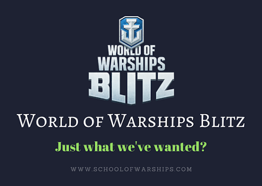 World of Warships Blitz Review – Just what we've wanted?