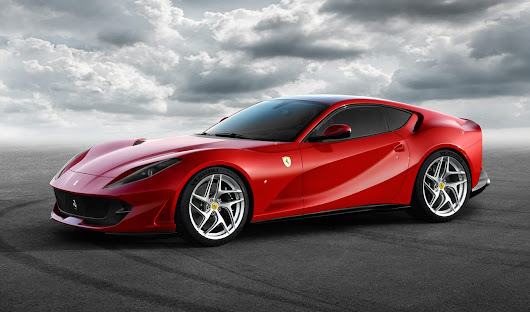 New Ferrari 812 Superfast: Fastest, Most Powerful Production Ferrari