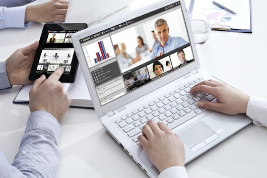 How To Manage A Remote Workforce With Video Conferencing
