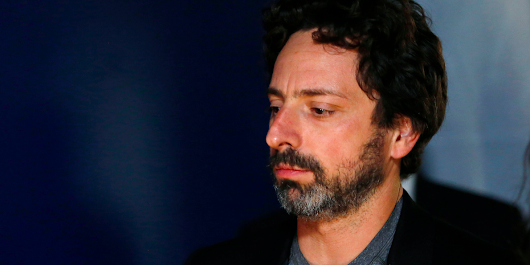 'Outraged by this order' — Here's the speech Google cofounder Sergey Brin just gave attacking Trump's immigration ban