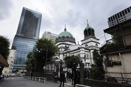Holy Resurrection Cathedral in Tokyo (Nikolai-do)