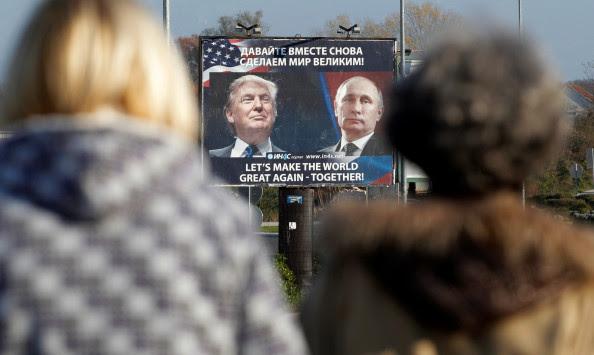 Νεκρός ο Ρώσος που έδωσε τον φάκελο του Ντόναλντ Τραμπ στην MI6!