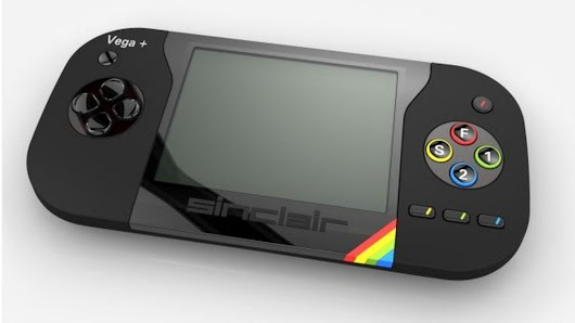 Handheld ZX Spectrum 'pain in buttons' - BBC News