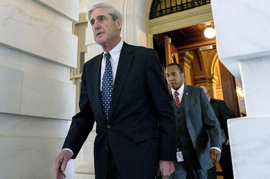 Mueller Weighs Putting Off Trump Obstruction Decision