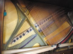 Part of the Piano