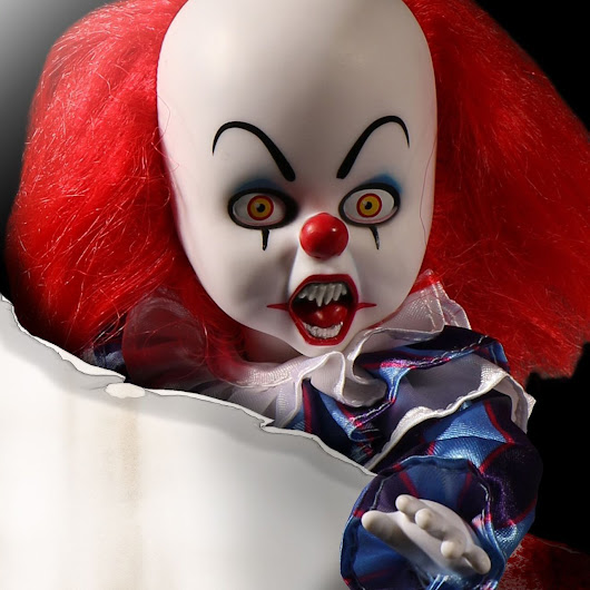 IT Pennywise Living Dead Doll » Petagadget