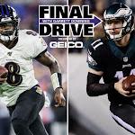 Final Drive: Check Out How Far Cornerbacks Play Off 'Hollywood' Brown - BaltimoreRavens.com