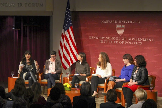 Leading Political Activists Encourage Anti-Trump 'Resistance' | News | The Harvard Crimson