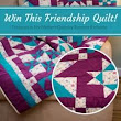 "{Win a Friendship Quilt} Celebrating ""My Mother's Quilts"" - Pray Species"