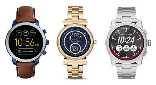 Fossil Group Announces Many New Android Wear Watches for 2017 | Droid Life