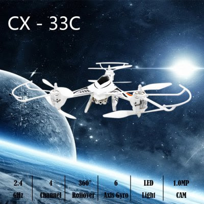 CHEERSON CX - 33C Tricopter