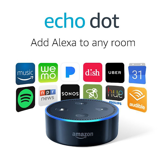 JJ Caraway can get it free and invite you to get free too. Echo Dot (2nd Generation) - Smart speaker with Alexa - Black