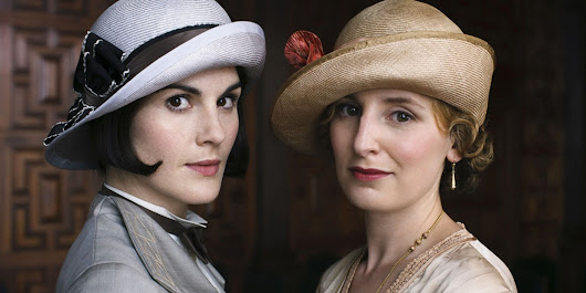 There's Good News And Bad News About The 'Downton Abbey' Film