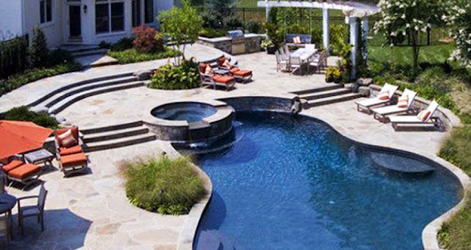 Pools, Hot Tubs & Spas – Environmental Landscaping & Design Inc.