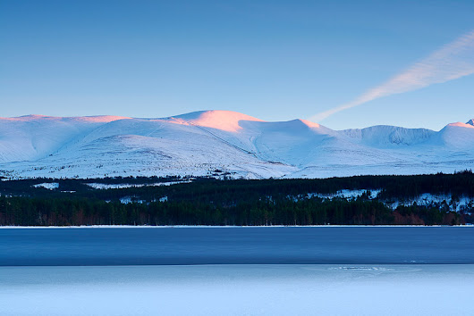 Winter Photography in the Cairngorm Mountains
