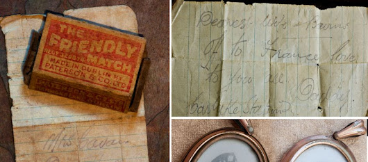 WW1: Love letter from soldier thrown off a moving train unveiled after 97 years