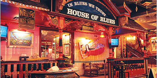House of Blues, high-end hotel planned for downtown Nashville site
