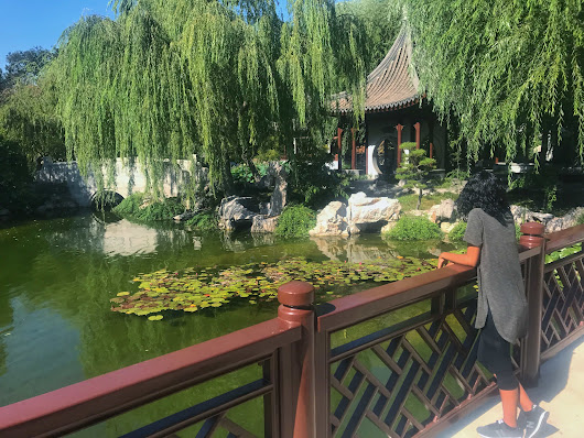 5 things to see at The Huntington Library - My Life from a Bag