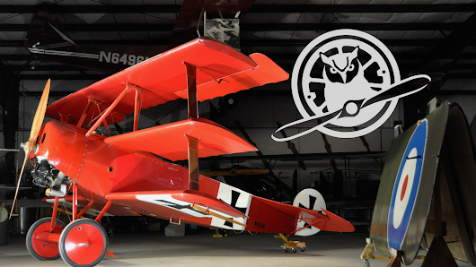 Iconic Aircraft: Restoring the Red Baron
