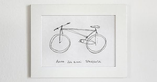 As it turns out, most people cannot draw a bike.