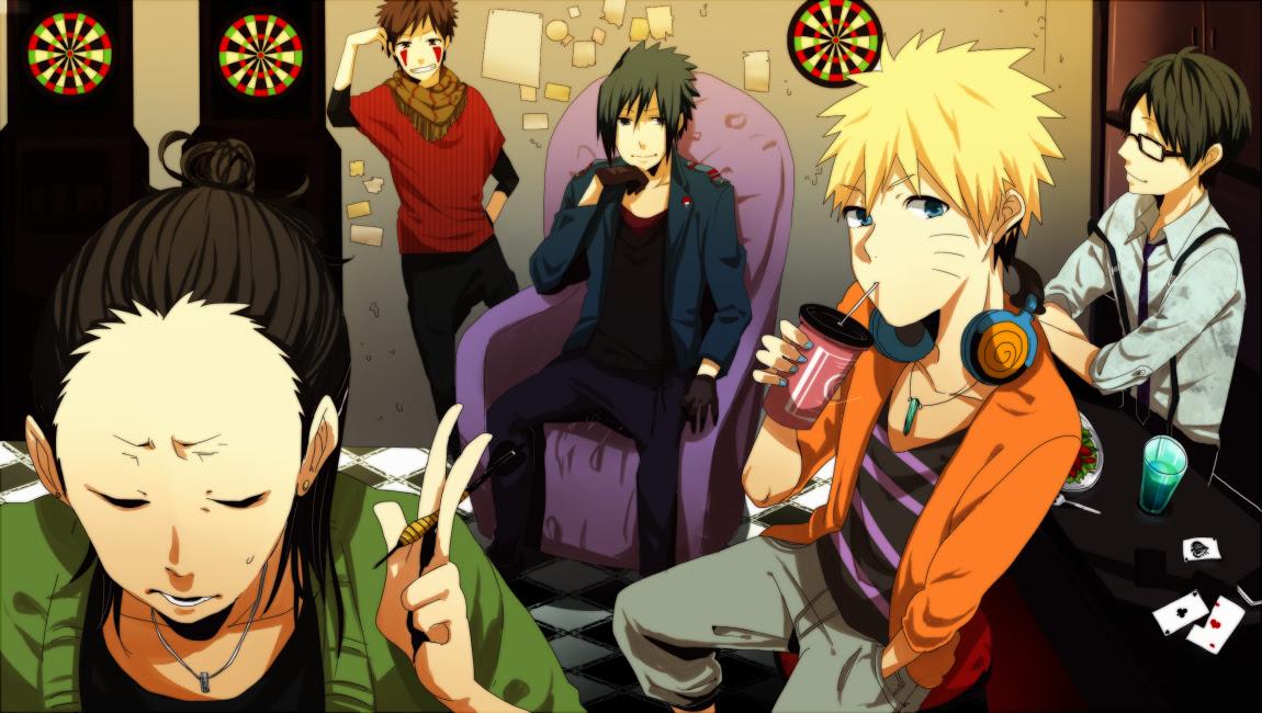 Naruto Shippuden  Naruto Shippuuden Photo 35240374  Fanpop