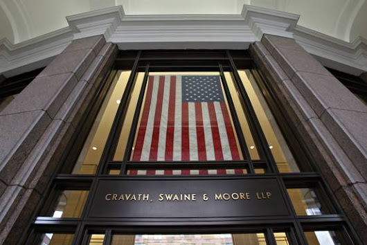 Hackers Breach Law Firms, Including Cravath and Weil Gotshal